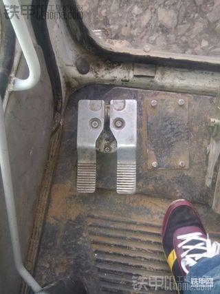 传说的利勃海尔944挖掘机