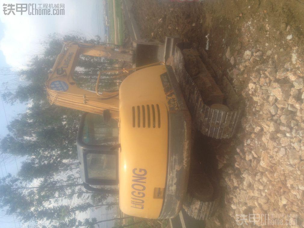 柳工908c挖机出售