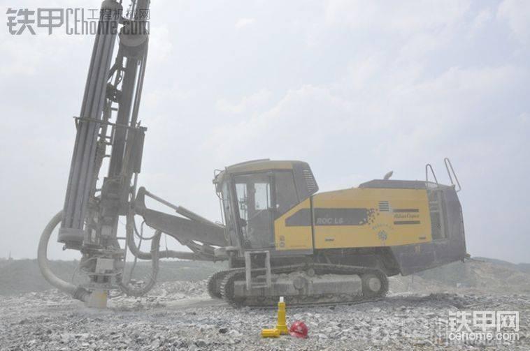 重庆水泥矿上的ROC L6