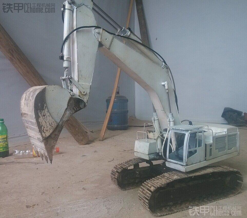 液压遥控挖掘机模型来了卡特385
