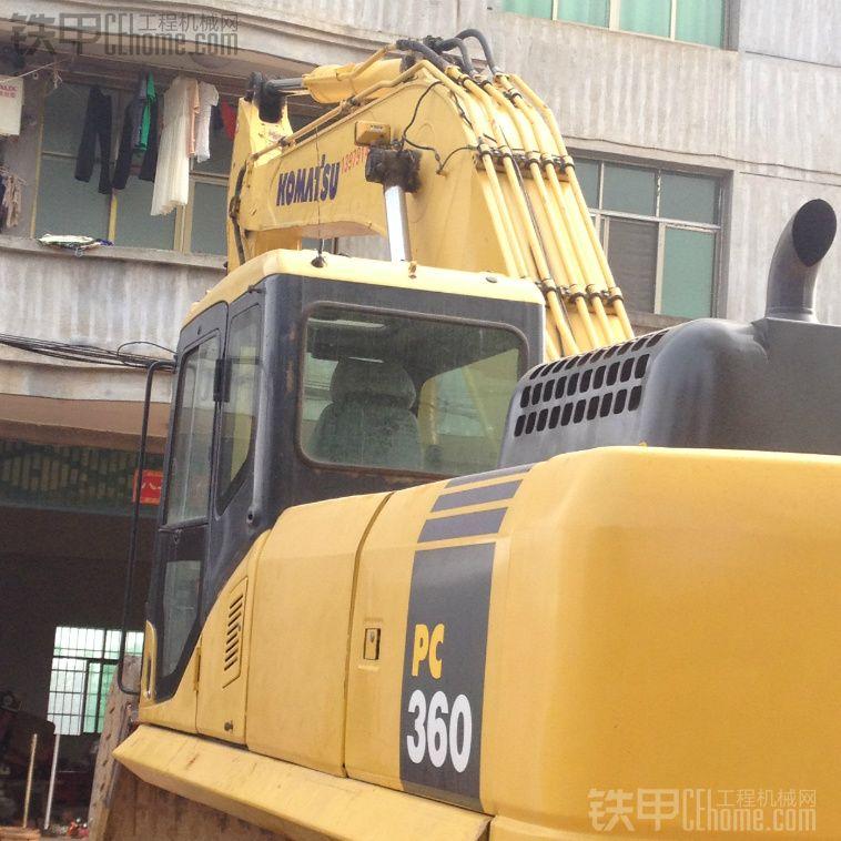 急售小松360挖掘机