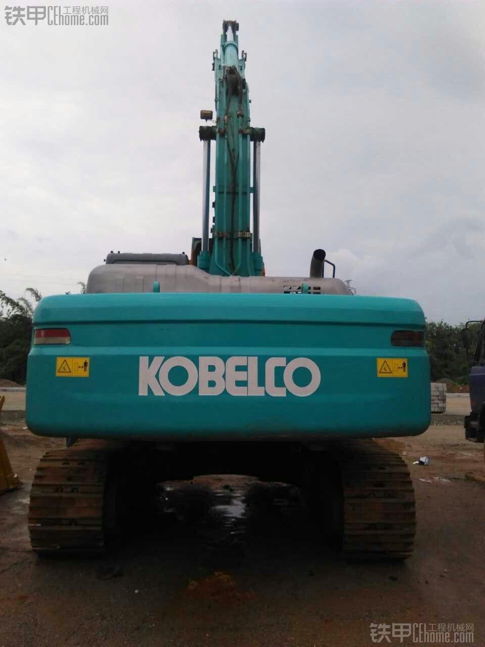 神钢 SK350 挖掘机 6000小时 68万