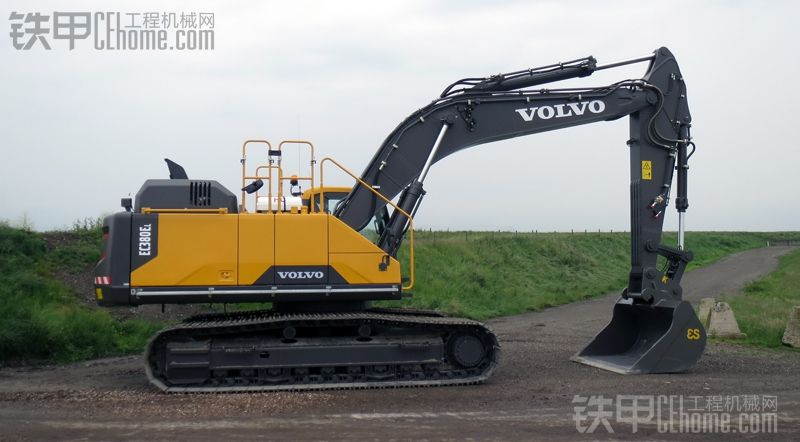 沃尔沃 380el挖掘机