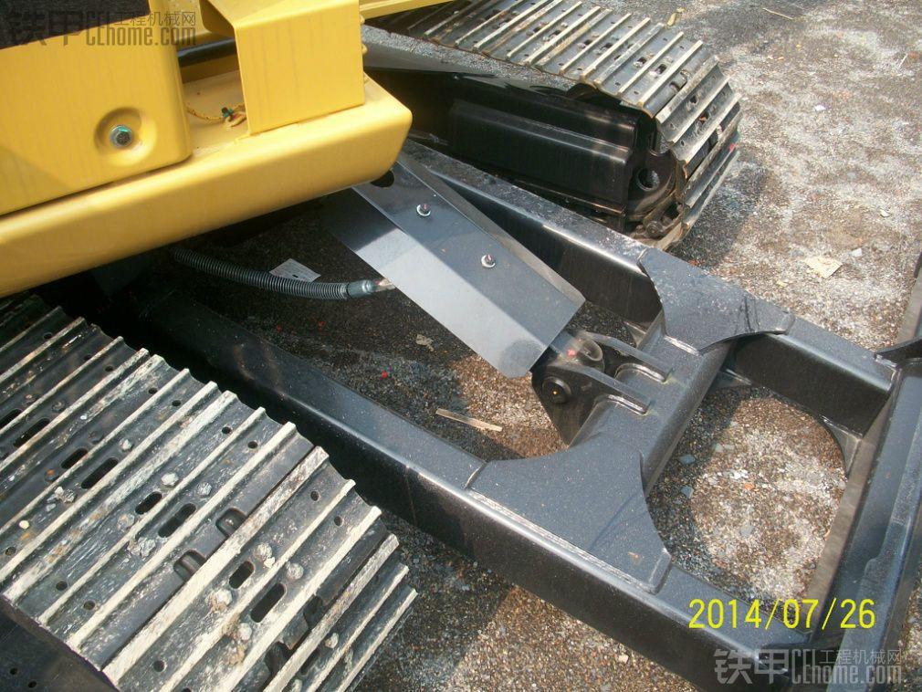 全新卡特彼勒306E挖掘机提车记