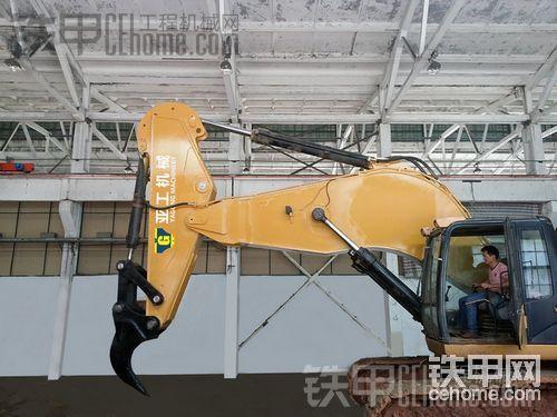 亚工机械的鹰嘴臂,新品爆照-帖子图片