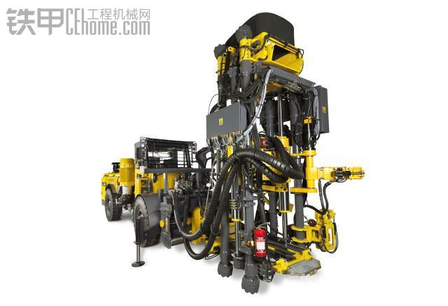 新款移动式切割天井钻机