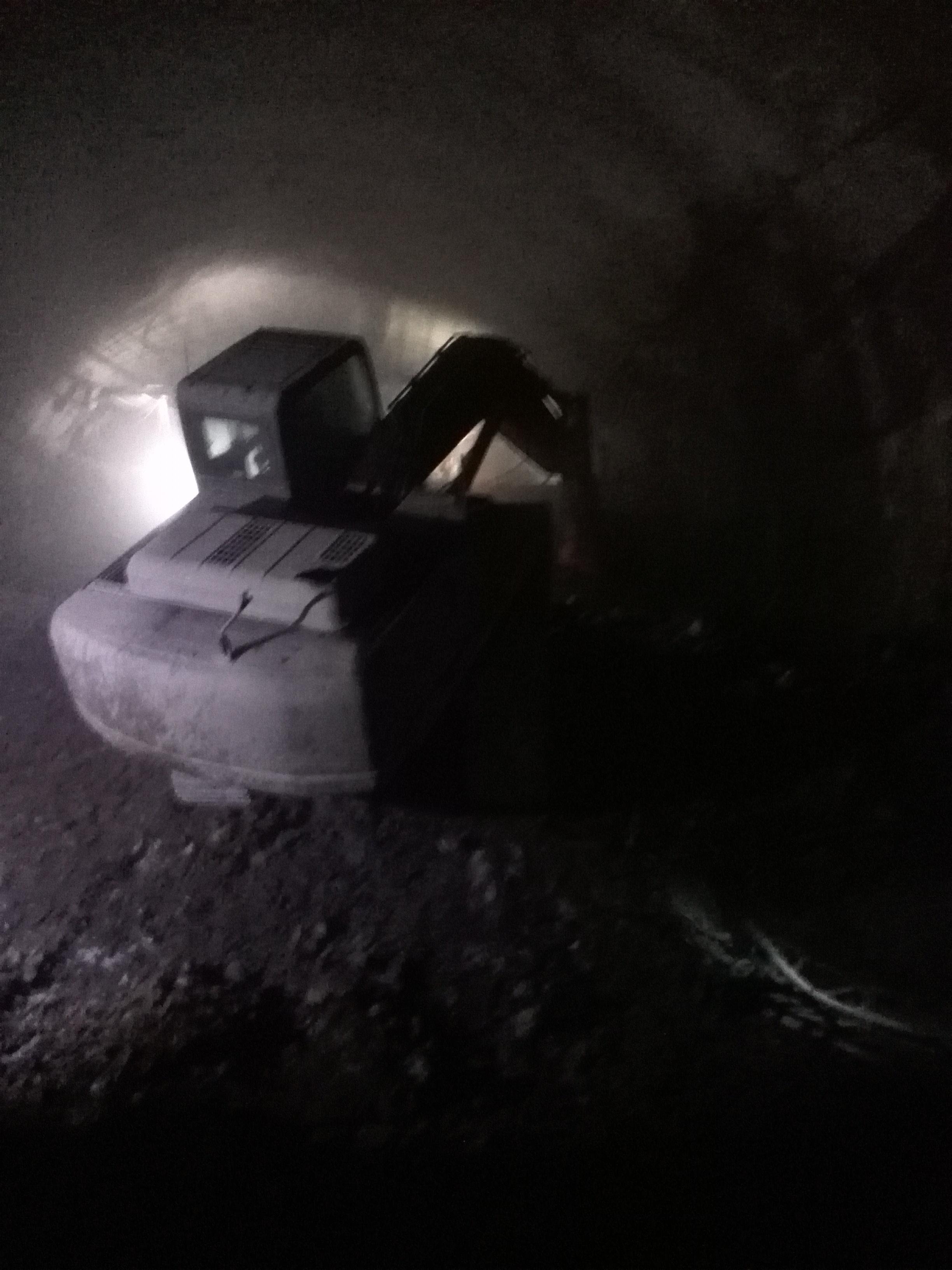 pc220~中铁隧道
