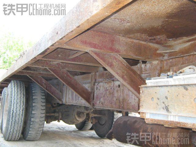 出售十轮拖车