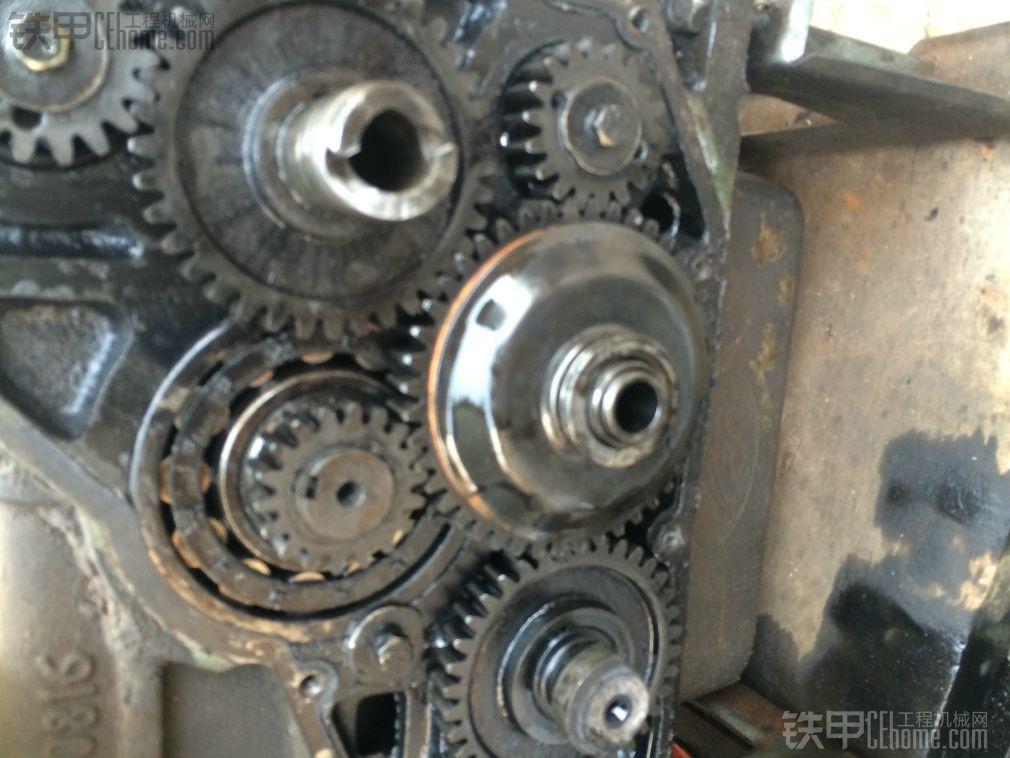 ZS1115单缸柴油机大修篇。一发不可收拾。