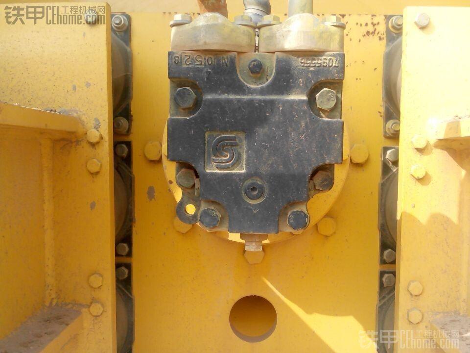 真心转台山推20吨2010.9月末车。有图有真相