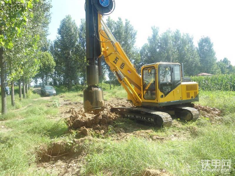 wy360五岳重工機械旋挖鉆機-帖子圖片
