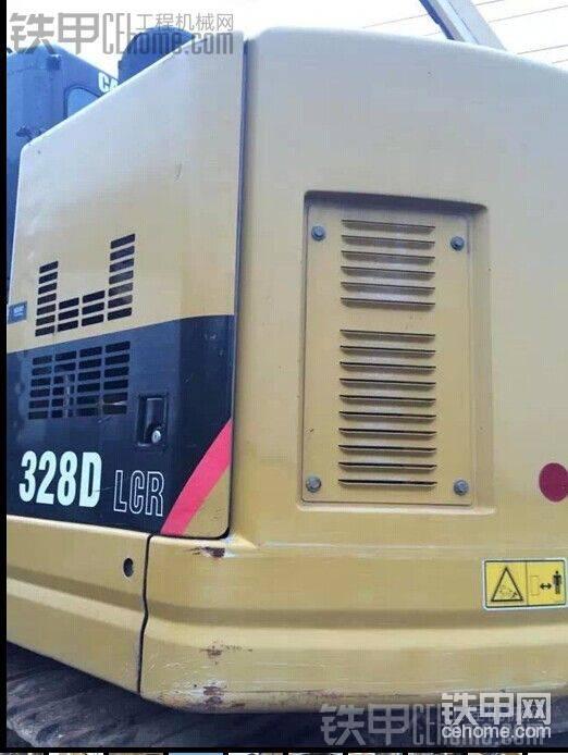 转让自己的2010年的全进口卡特328D