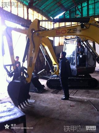 威克诺森6003无尾挖掘机 油耗测试+讲解这款挖机!