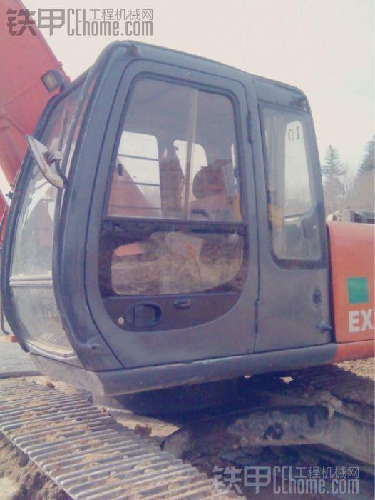 出售爱车 日立EX220—5