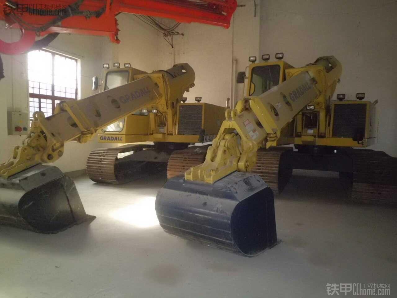 求购特种挖机 格瑞道伸缩臂挖机XL4200 你告诉我你没听过