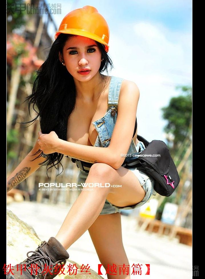 要看【越南挖机作业】还是要看【岛国挖机与美女】?