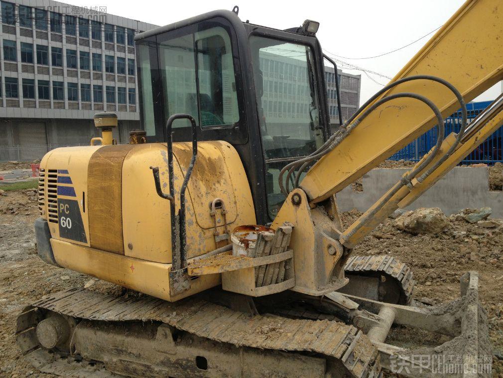 小松 PC56 二手挖掘机价格 16.6万 5500小时