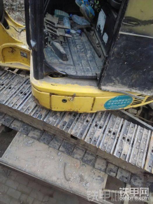 小松55挖掘機-帖子圖片
