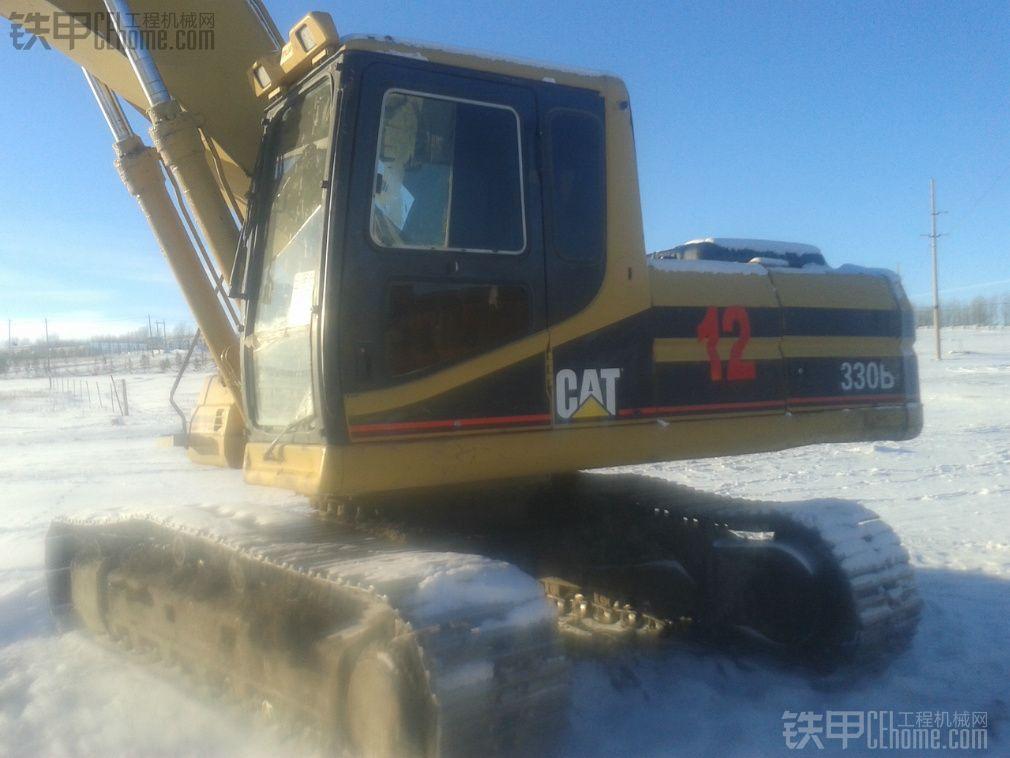 卡特彼勒 325B 二手挖掘机价格 28.8万 12600小时