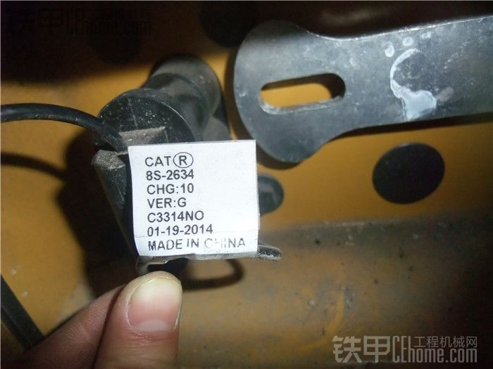 卡特中型轮式推土机 834K (有细节图,申精!)