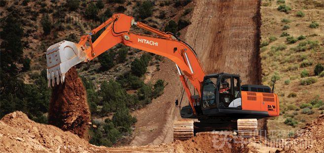 日立 ZAXIS 350LC-6 380LC-6挖掘机