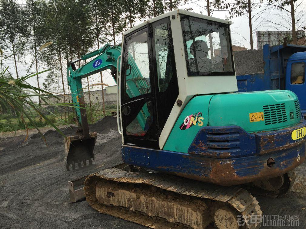 石川岛 ihi 60ns 二手挖掘机价格 11.8万 6800小时