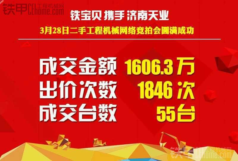 铁宝贝&吉林斗山4.18专场竞拍会设备检测直播