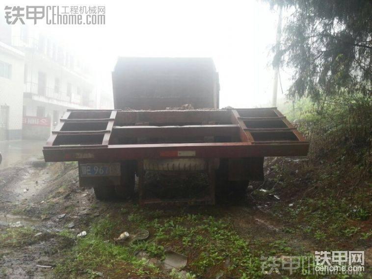 时代金刚 农用车 改装拖车