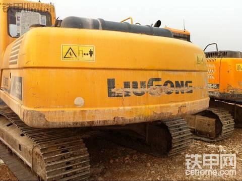 柳工 923D 二手挖掘机价格 36万 4300小时