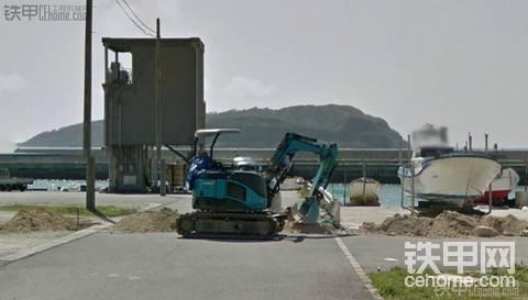 中国【台湾新北市】挖机欣赏。