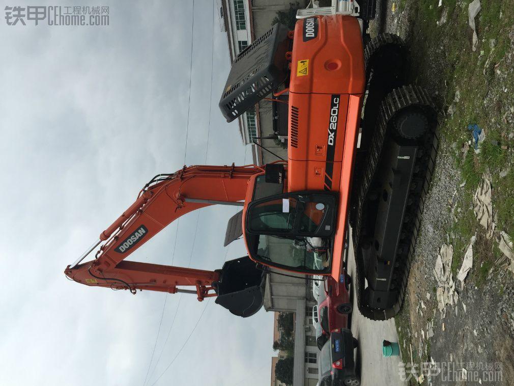 斗山 DH225-7 二手挖掘机价格 6.9万 20小时