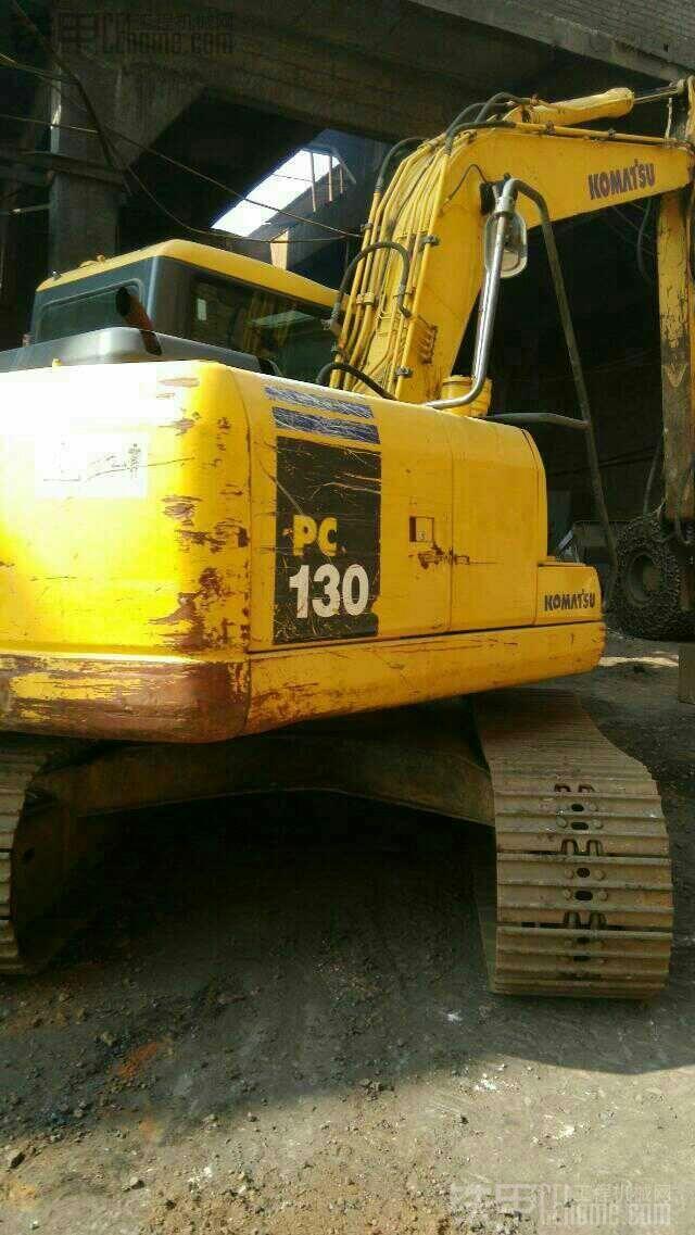 小松 PC130-7 二手挖掘机价格 29.6万 5000小时