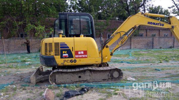 小松 PC56 二手挖掘机价格 18.5万 4100小时