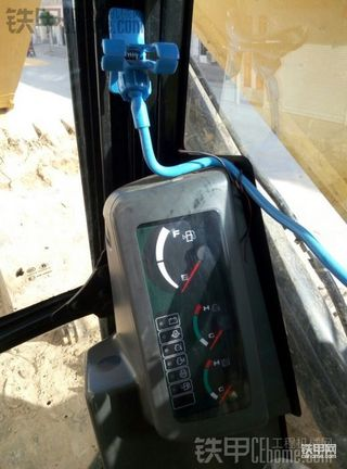 卡特彼勒307D挖掘机4000小时使用报告