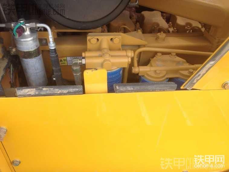 油水分离器放水不是很方便,如果也像检查机油那里一样就好了,