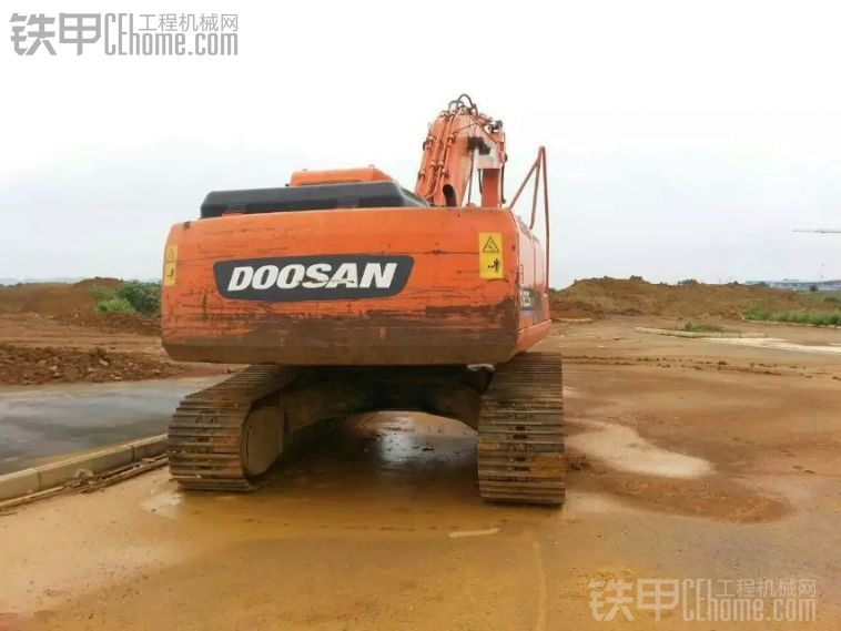 斗山 DH225-7 二手挖掘机价格 28.5万 7000小时