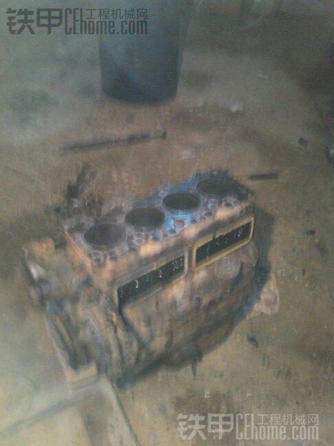五十铃发动机维修