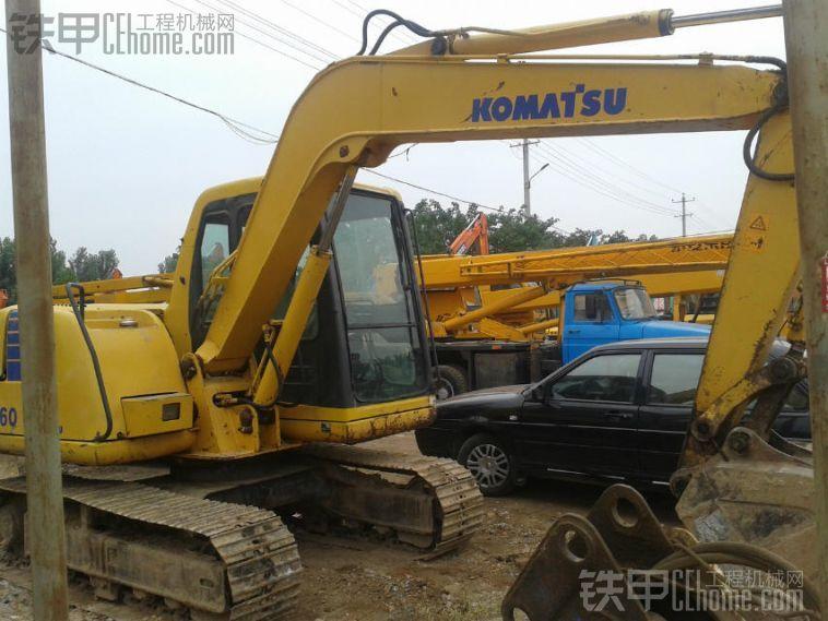 小松 PC60-7 二手挖掘机价格 15万 7000小时
