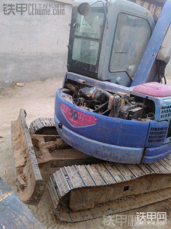小松 PC50UU-2E 二手挖掘机价格 5万 10000小时帖子图片
