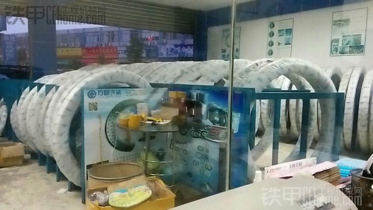 广州方圆工程机械配件