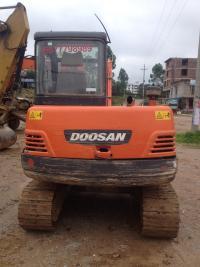 斗山 DH55-V 二手挖掘机价格 13万 2600小时