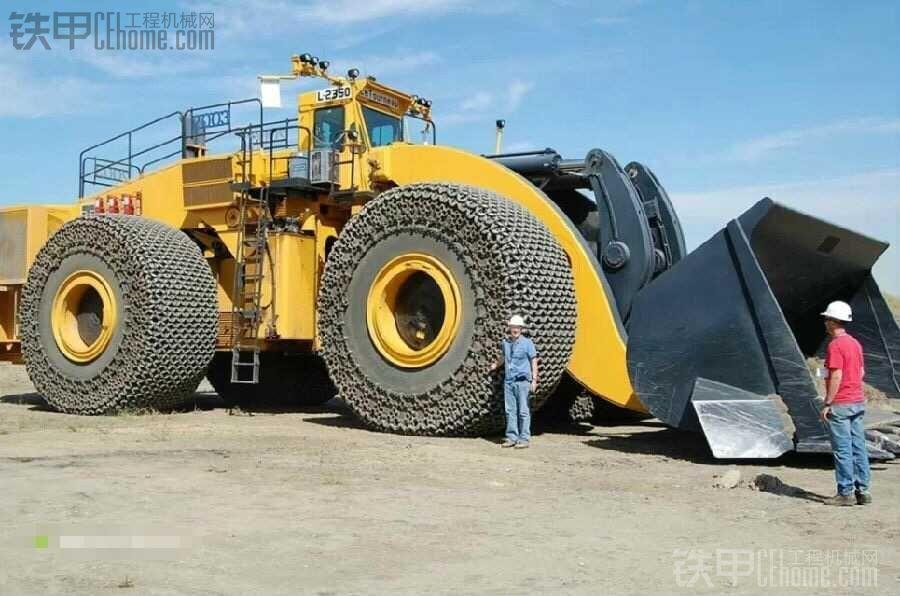 世界最大铲车