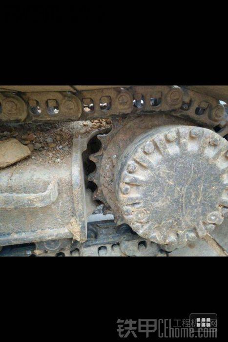 卡特彼勒 320C 二手挖掘机价格 50万 13400小时