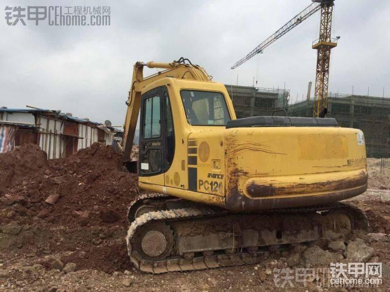 想买台卡特312C、加藤512、513或小松120中挖