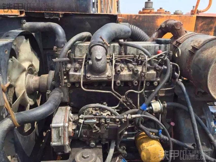 日本长野 NS80-5 二手挖掘机价格 5万 6000小时