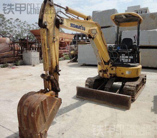 小松pc30mr-2 二手挖掘机价格 19万 2390小时