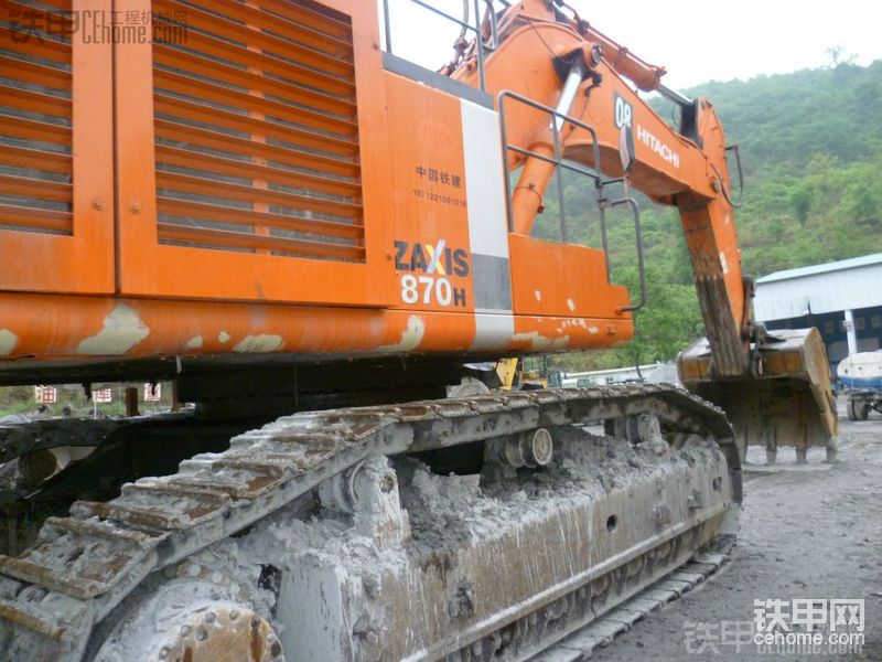 贵州的小松PC1250SP-7和HD605-7自卸车!