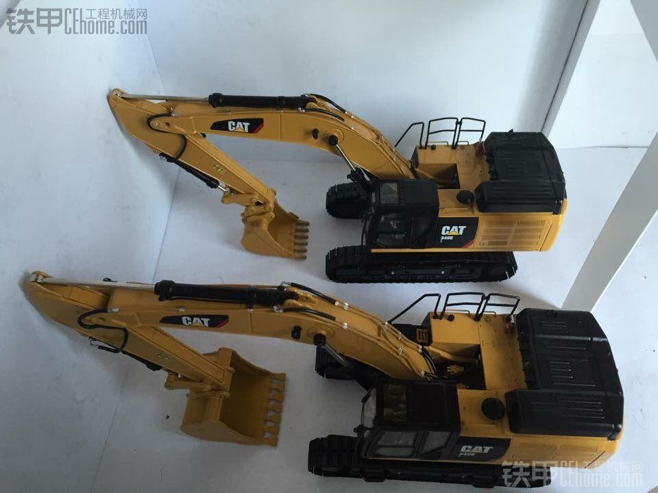 极品卡特 349E 挖掘机 模型