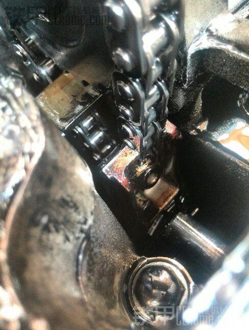 卡特305.5,4M40发动机链条