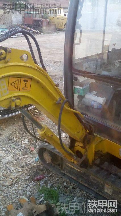卡特重工 CT18-7B 二手挖掘机价格 6万 3000小时帖子图片